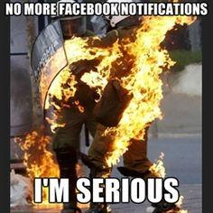 Facebook: Cum scapi de notificarile enervante?