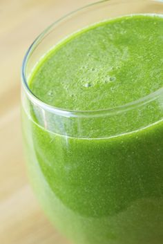 Go Green: 3 Smoothie (or Juice) Recipes