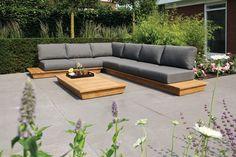 SUNS Isla - Lounge set - SUNS Green Collection