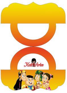 El Chavo del 8: Etiquetas para Bolsas de Golosinas para Imprimir Gratis.
