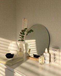 Room Design Bedroom, Room Ideas Bedroom, Bedroom Inspo, Korean Bedroom Ideas, Men Bedroom, Study Room Decor, Room Ideias, Minimalist Room, Aesthetic Room Decor