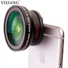 On sale US $12.34  YIXIANG New HD 37MM 0.45x Super Wide Angle Lens with 12.5x Super Macro Lens for iPhone 7 Plus 8 X Samsung S6 S8 Note 4 Camera   #YIXIANG #Super #Wide #Angle #Lens #Macro #iPhone #Plus #Samsung #Note #Camera  #OnlineShop