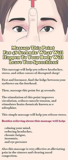 Acupuncture For Stress Massage This Point For 45 Seconds: What Will Happen To Your Body Will Leave You Speechless! (Psoas Release New Years) Massage Tips, Massage Benefits, Massage Therapy, Facial Massage, Baby Massage, Sinus Massage, Acupuncture Benefits, Health Facts, Health And Nutrition
