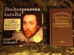 Shakespearean Insults, Intimidations and Ultimatums for Writers - Kate Tilton