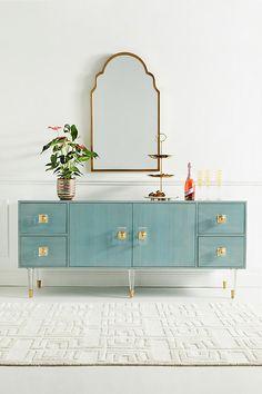 Hanging Furniture, Cabinet Furniture, Unique Furniture, Furniture Decor, Painted Furniture, Furniture Design, Lacquer Furniture, Ikea Furniture Makeover, Furniture Cleaning