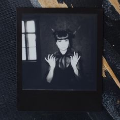 "@unretouched on Instagram: ""In the dark 💙  @sig.nora Photographer: @zuparino 📷  #polaroid600 @polaroidoriginals . . . #photographysouls #onfilm #quietthechaos…"" Fujifilm Instax, The Darkest, Polaroid, Batman, Fictional Characters, Instagram, Art, Art Background, Kunst"