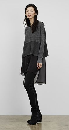 Our Favorite Fall Looks Styles For Women Eileen Fisher Fall 2015 Fashion Inspiration
