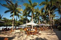 Possibly Costa Rica's Best Beach Bar – Lola's on Playa Avellanas - Fresh fish tacos and frozen Mojto - yummo!