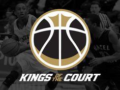 Kings of the Court - Basketball Tournamnet on Behance