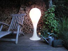 Der Garten im Rampenlicht