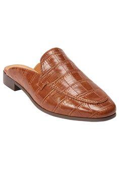 7dcf10130d3774 Mel Mules by Comfortview - Wide Width Women s Mules Shoes