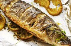 visual result of grilled fish seasoning- ızgara balık terbiyesi ile ilgili gö. visual result of grilled fish seasoning - grilled fish . Grilled Fish, Baked Fish, Fat Peach, Smoothie Mix, Shellfish Recipes, Sea Bass, How To Squeeze Lemons, Fish Dishes, Fish Recipes