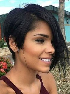Elegant Short Haircut Styles for Ladies to Show Off in 2021 Haircuts For Fine Hair, Haircut For Thick Hair, Short Pixie Haircuts, Girl Haircuts, Short Bob Hairstyles, Super Short Hair, Short Thin Hair, Short Hair Cuts For Women, Short Hair Undercut