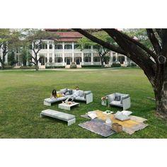 Dedon Slim Line Kollektion • Dedon Panama Outdoor Gartenmöbel