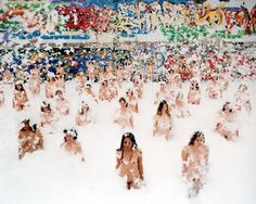 Spencer Tunick: Everyday People Required | Trendland: Fashion Blog & Trend Magazine