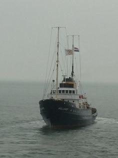 Sleepboot 'Holland' Terschelling