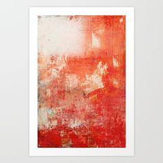 Spatulas Art Print