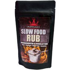 Poppamies Slow Food RUB