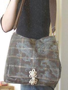 Monde-creatif.com : Faire un sac - tutoriel couture