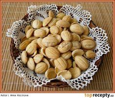 Ruské ořechy z vaflovače ve slaném provedení Almond, Cooking, Food, Kitchen, Essen, Almond Joy, Meals, Yemek, Brewing