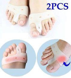 Cerkos Gel Toe Separators Straightener Metatarsal Pad Feet Care - Cerkos  - 1