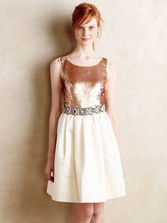 Paper Crown Addie Sequin Dress ($216)
