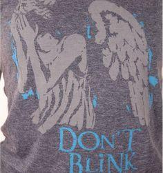 Tshirt Femme Doctor Who Officiel - Don't Blink Doctor Who, Don't Blink, Officiel, Comme, T Shirt, Boutique, Books, Paris Fashion, Crate