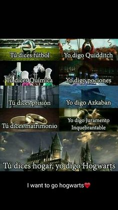 Harry Potter en mi día a día