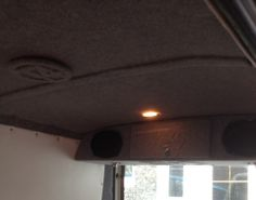 show us your rear overhead storage pretty please - Page 2 - VW Forum - VW Forum Van Storage, Storage Ideas, Vw T5 Caravelle, Vw T5 Forum, Overhead Storage, Vw Camper, Campers, Cupboard, Camper Ideas