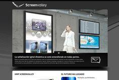 ScreenValley Web.