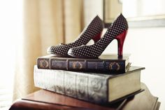 red shoes, Best of Life book - Joshua 1:3