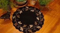 Taupe Everyday Table Mat