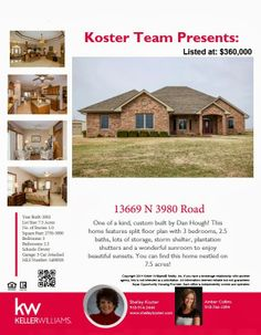 I Want To Be A Realtor move-in ready home w/new carpet, new roof & newely painted