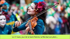AU PAYS DES LANGUES - Google+ https://www.dailymotion.com/video/x2inimi_17-mars-fete-de-la-saint-patrick_fun?start=23 Le Comptoir Irlandais