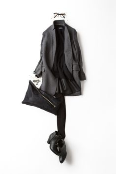 MINIMAL + CLASSIC: Kyoko Kikuchi's Closet