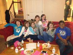 Jordan's Cupcake Wars Party | CatchMyParty.com
