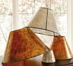 Mica Lamp Shade Prepossessing Diy Lampshade Mica Sheets  Misc Artscrafts & Diy Ideas  Pinterest Design Ideas