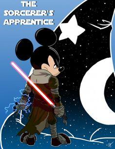 Mormon Wookiee: #83: Disney + Star Wars = Awesome!