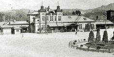 Daejeon Train Station, 1900년대 초기 대전역의 모습