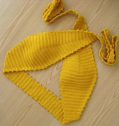 Crochet Yellow Sexy Bikini.  1st class materials were made with the mercerized.  Holiday gifts for all of you and your family ones.  Summer accessories for women  It is designed for comfortable and stylish usage.  Size is suitable for women.  Your order will ship within 3 business days.  Our products are one of the same pictures.(Please note that light effect, monitors brightness, contrast etc. may cause a slight color difference, on.)   Color Catalog…
