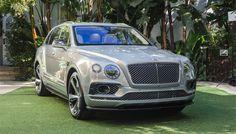 Bentley Bentayga First Edition.