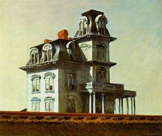 https://flic.kr/p/dmdTDy   Edward Hopper   1925 - House by the railroad