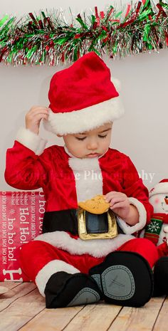Toddler Photography~Christmas Photography