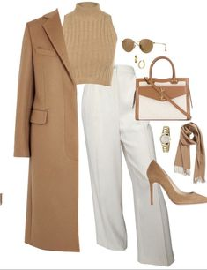 Cute Work Outfits, Smart Casual Outfit, Elegant Outfit, Stylish Outfits, Office Fashion, Work Fashion, Fashion Outfits, Womens Fashion, Paris Outfits