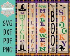 Halloween Porch, Halloween Signs, Halloween Printable, Halloween Shirt, Front Porch Signs, Welcome Fall, Mandala Pattern, Window Stickers, Custom Vinyl