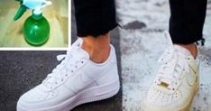 How to clean shoes sneakers white 22 ideas for 2019 How To Clean White Shoes, Clean Shoes, How To Make Shoes, Cleaning White Shoes, Clean Sneakers White, Cleaning Sneakers, Clean Tennis Shoes, White Tennis Shoes, White Converse