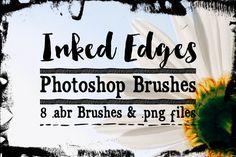Cool Photoshop, Photoshop Brushes, Photoshop Tutorial, Creative Sketches, Creative Design, Digital Stamps, Digital Scrapbooking, Grunge, Graphic Design Tools