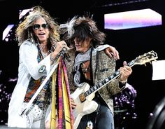 Aerosmith Go Full-Throttle on Raucous New Song 'Lover Alot' | Music News | Rolling Stone