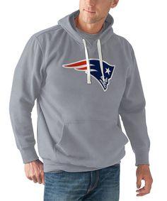 New England Patriots All Star Fleece Hoodie - Men's Regular #zulily #zulilyfinds