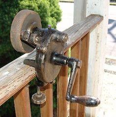Antique Drill Press Antique Vintage Amp Rustic Antique